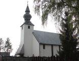 Church of Divine Mercy in Kamieniec Wrocławski 2014