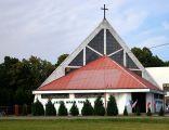 Mikoszewo, kościół
