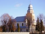 Kościół w Tarnowskiej Woli (2) 2011-11-11