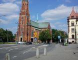 Mysłowice-Kościół Najświętszego Serca Pana Jezusa z 1892 r.