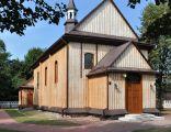 PL - Sarnów (powiat mielecki) - kościół Najświętszego Serca Pana Jezusa - Kroton 002