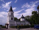Cerkiew prawosławna, ob. kościół Najświętszego Serca Jezusa (bok)