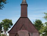 Brzezinki - kościół ewangelicki, ob. rzym.-kat. fil. p.w. Narodzenia NMP - jerzy m23