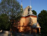 Krzeszów - zabytkowy kościół-2