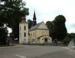Krzywcza, nový kostel