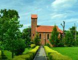 Imielno, Kościół par. pw. Narodzenia NMP, 1870 nr rej 731WlkpA z 17.12.2008 (1)