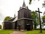 Kościół pw. Narodzenia NMP, Dobrków