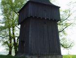 Dzwonnica przy kościele cmentarnym