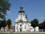 Church of the Conversion of St Paul, Uscie Solne village, Brzesko County, Lesser Poland Voivodeship, Poland