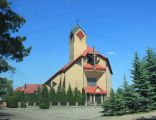 Kościół Nawrócenia św Pawła Ap w Małkini