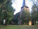 Kościół Trzebieszewo widok