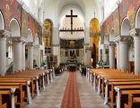 Kościół Niepokalanego Poczęcia NMP Grójecka 38 w Warszawie 05