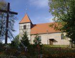 49 kościół Niepokalanego Poczęcia NMP Żółte Drawsko Pomorskie areekw1