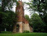 Kirche von Komorowo (Polanów) (dt. Kummerow) 01