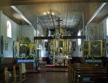 Assumption of the Virgin Mary Church (interior), 1 Najświętszej Panny Marii street, City of Tarnów, Poland