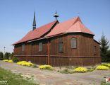 """Pasztowa Wola-Kolonia, Kościół NMP Matki Kościoła, """"Świątynia Dwóch Nocy"""" - fotopolska.eu (313667)"""