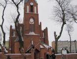 Debrzno, kościół Wniebowzięcia NMP