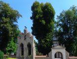 Dzwonnica przy kościele Wniebowzięcia NMP