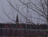 Kościół pw. Opatrzności Bożej w Toruniu - wieża