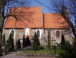 Kościół we wsi Rogowo (Clerk)