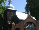 Kościółek w Łowiczku krzymill