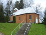 Rudawka wooden latin church