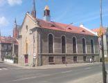 Kościół przy ul Garbarskiej