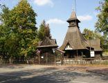 Stary kościół Przemienienia Pańskiego
