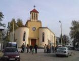 Sulejówek - kościół Przemienienia Pańskiego