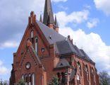 Drezdenko-kościół pod wezwaniem Przemienienia Pańskiego