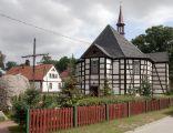 Zespół kościoła ewangelickiego, ob. rzym.-kat. par. p.w. Serca Jezusowego Lubięcin LOF