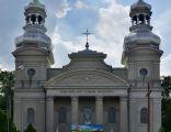 Skrwilno, kościół Wniebowzięcia NMP i Wszystkich Świętych (WLZ14)