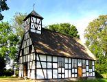 Garbno - szachulcowy kościół pod wezwaniem św. Antoniego