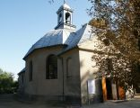 Kościół św Idziego - Czerwona wieś