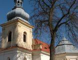 Glesno - kościół parafialny p.w. św. Jadwigi