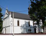 619300 małopolskie gm Koniusza Niegradów kościół św Jakuba Starszego 1F