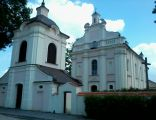 Baranow-lubelskie church 2014.07