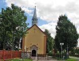Choroń - kościół św. Jana Chrzciciela