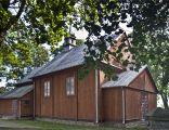 Stare Radzikowo, kościół