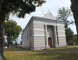 Janów Podlaski, kościół dominikanów p.w. św. Jana Chrzciciela, poł. XVIII