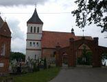 Straszewo, kościół św. Katarzyny 02
