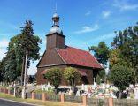 Szubin, kościół cmentarny