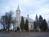 Saint Martin and Our Lady of the Scapular church in Zarszyn