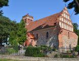 Ostrowite, kościół św. Marii Magdaleny (WLZ14)