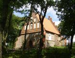 Orzechowo kościół
