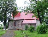 Łabędzie-kościół pw. św. Michała Archanioła