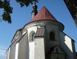 Nakło gm. Lelów - kościół p.w. św. Mikołaja