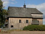 Gąsiorowo, kościół św. Mikołaja 03, Kot