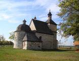 Przyrów, kościół filialny pw. św. Mikołaja