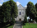 Tyrawa Wołoska - kościół (01)